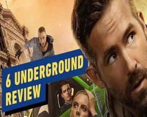 6 Underground Movie Review